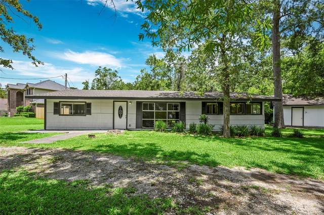 3421 Ash Drive, Dickinson, TX 77539 (MLS #23607011) :: The Bly Team