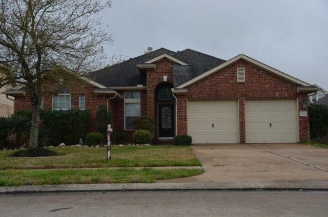 7602 Misty Lake Lane, Pearland, TX 77581 (MLS #23611332) :: The Collective Realty Group