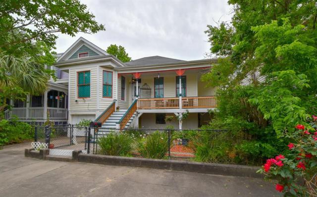 907 Ball Street, Galveston, TX 77550 (MLS #23615454) :: The Heyl Group at Keller Williams