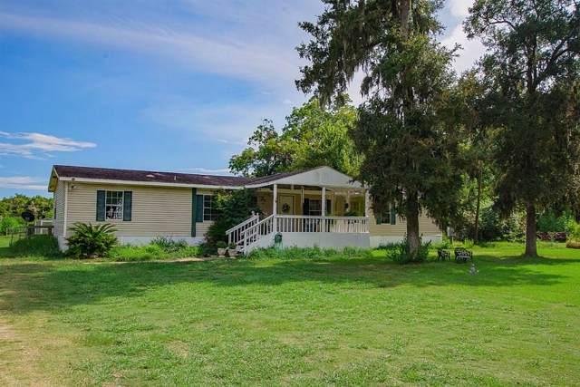 4717 Lake Drive, Rosharon, TX 77583 (MLS #23616807) :: Texas Home Shop Realty