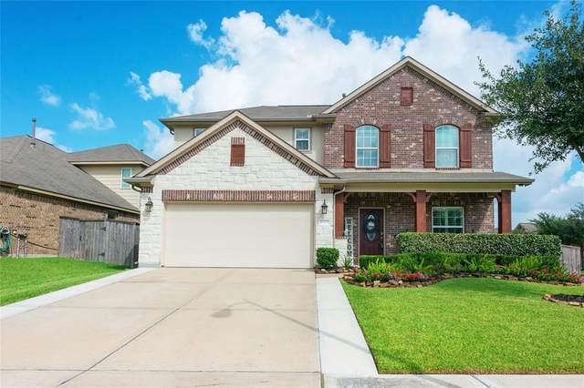 21514 Barrett Knolls Drive, Richmond, TX 77406 (MLS #23618596) :: The SOLD by George Team