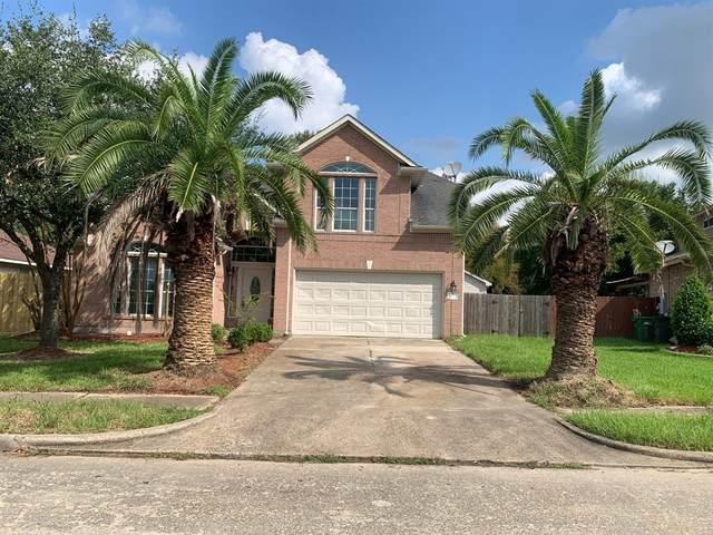 4011 Hunters Ridge Drive, Baytown, TX 77521 (MLS #23621425) :: Caskey Realty