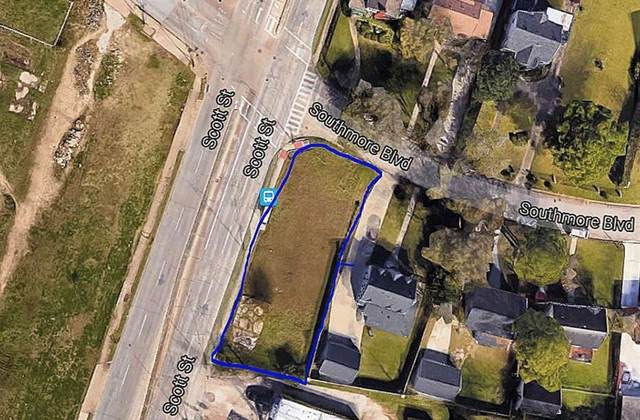 0 Southmore Boulevard, Houston, TX 77004 (MLS #23626405) :: The Freund Group