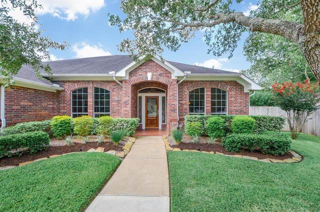 16007 Lockdale Lane, Cypress, TX 77429 (MLS #23629023) :: The Heyl Group at Keller Williams