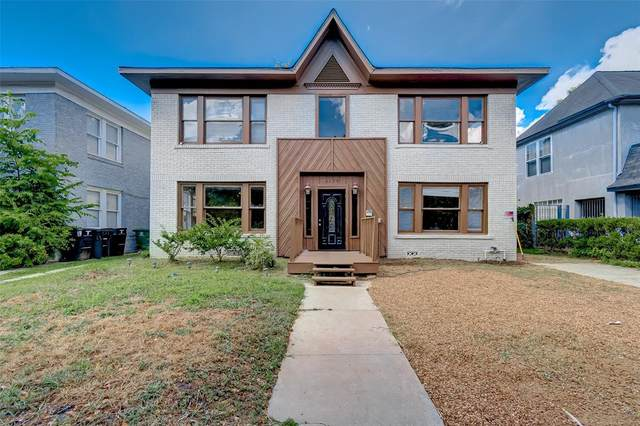 1628 Hawthorne Street, Houston, TX 77006 (MLS #23644023) :: The SOLD by George Team