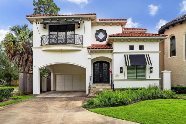 4907 Bellaire Boulevard, Bellaire, TX 77401 (MLS #23658461) :: The SOLD by George Team
