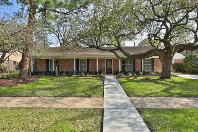 7611 Fairdale Lane, Houston, TX 77063 (MLS #23675095) :: Texas Home Shop Realty