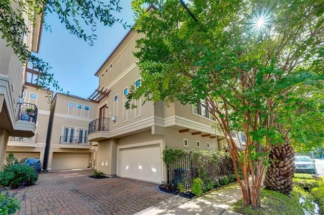 4310 Feagan Street A, Houston, TX 77007 (MLS #23681072) :: Parodi Group Real Estate