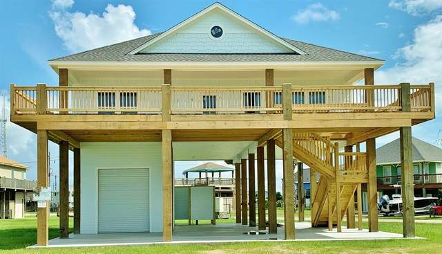 2429 Sand Bar Lane, Crystal Beach, TX 77650 (MLS #23685961) :: The SOLD by George Team