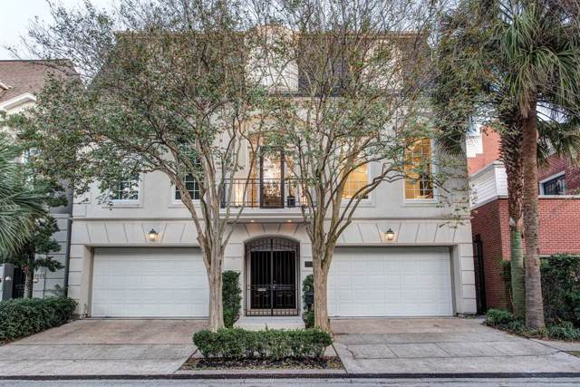 2025 Mcduffie, Houston, TX 77019 (MLS #23708574) :: Ellison Real Estate Team