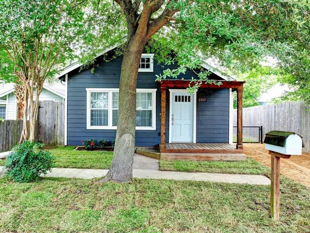 1310 Nashua Street, Houston, TX 77008 (MLS #23717735) :: Green Residential