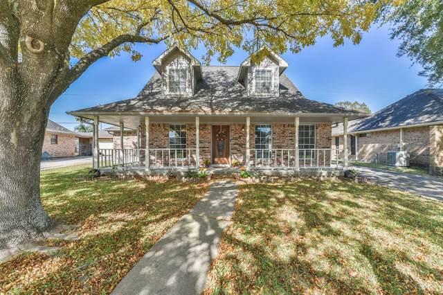 6827 Middlefield Drive, Pasadena, TX 77505 (MLS #23722932) :: Texas Home Shop Realty
