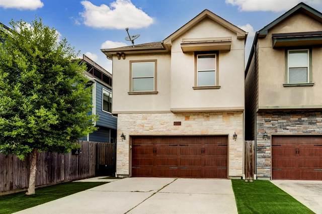 4320 Marina Street, Houston, TX 77007 (MLS #23724551) :: Parodi Group Real Estate
