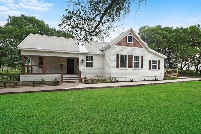19502 Frey Road, Hempstead, TX 77445 (MLS #23728536) :: Phyllis Foster Real Estate