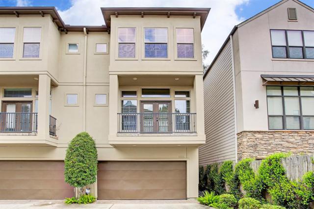 232 Detering Street A, Houston, TX 77007 (MLS #23733253) :: Texas Home Shop Realty