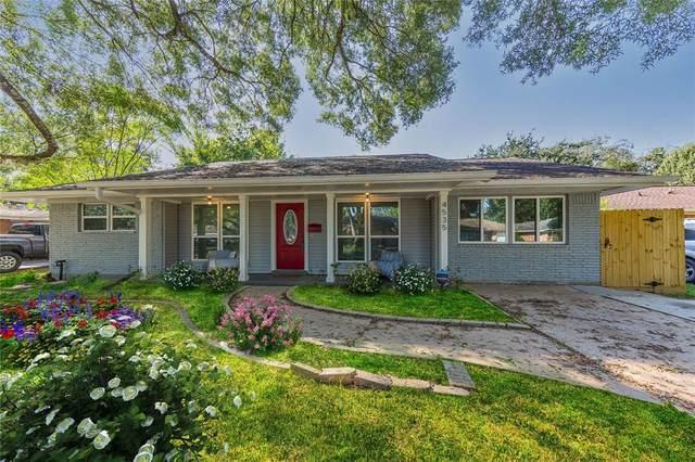 4535 Spellman Road, Houston, TX 77035 (MLS #23737097) :: My BCS Home Real Estate Group