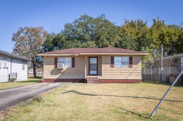 1803 Avenue F, Dickinson, TX 77539 (MLS #23738281) :: Giorgi Real Estate Group