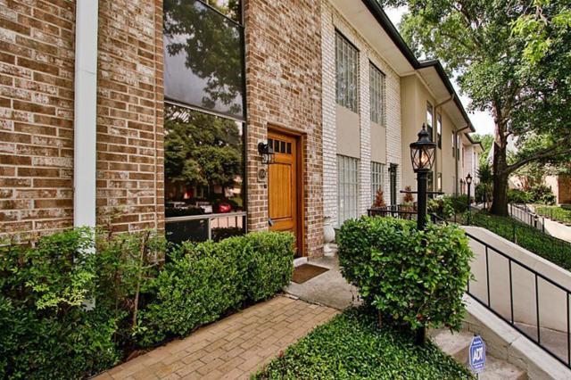 1802 Stoney Brook Drive #104, Houston, TX 77063 (MLS #23742998) :: Giorgi Real Estate Group
