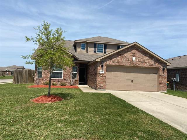 328 Hawks View Drive, La Marque, TX 77568 (MLS #23749746) :: Homemax Properties