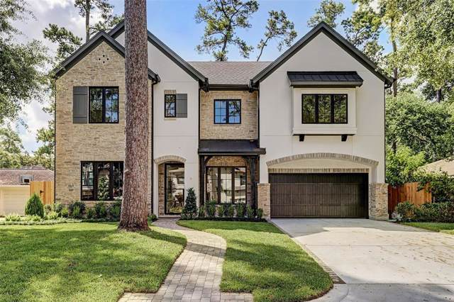 8321 Merlin Drive, Houston, TX 77055 (MLS #23758049) :: Texas Home Shop Realty