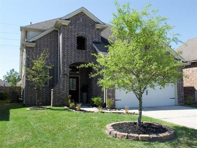 13318 Canton Cliff Court, Humble, TX 77346 (MLS #23766521) :: The Sansone Group