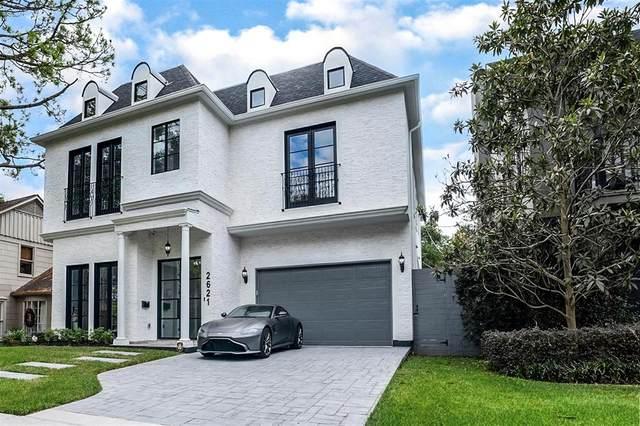 2621 Sunset Boulevard, West University Place, TX 77005 (MLS #2376944) :: Homemax Properties