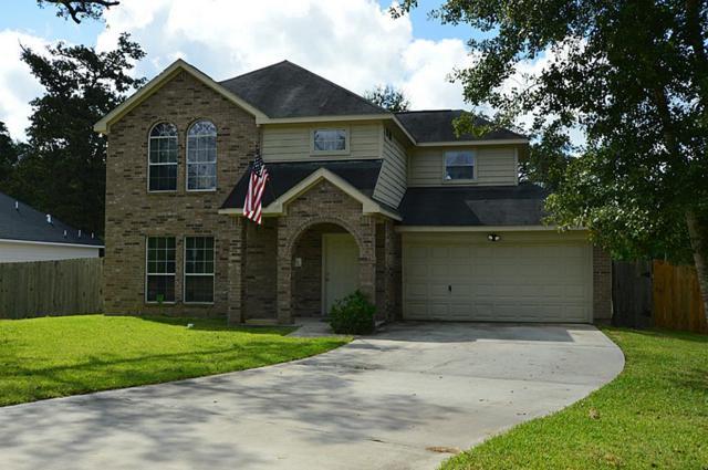 3672 Pin Oak Drive, Conroe, TX 77301 (MLS #23775022) :: Grayson-Patton Team