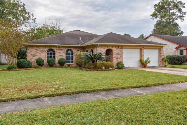 20215 Foxchester Lane, Humble, TX 77338 (MLS #23777126) :: The SOLD by George Team