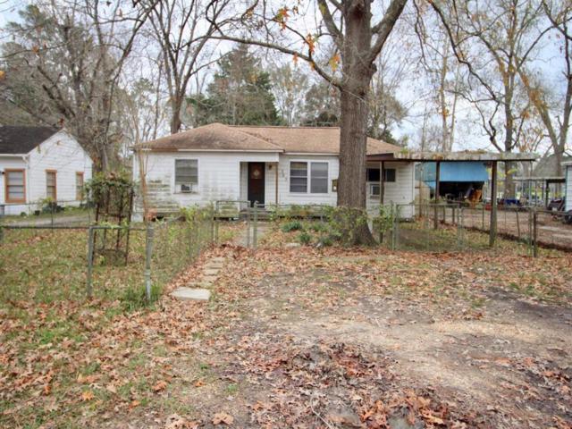 303 Cherry Creek Rd, Dayton, TX 77535 (MLS #2378179) :: The Sansone Group