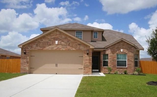 1306 Emerald Stone Drive, Iowa Colony, TX 77583 (MLS #23783324) :: Connect Realty