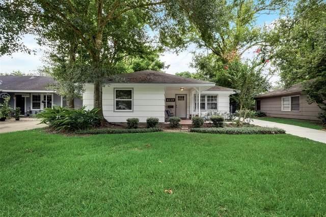 4117 Woodfin Street, Houston, TX 77025 (MLS #23785953) :: Michele Harmon Team