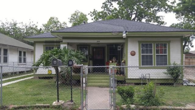 214 Greenwood Street, Houston, TX 77011 (MLS #23791711) :: Texas Home Shop Realty