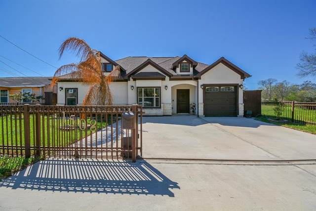 1508 Miami Rd, Pasadena, TX 77502 (MLS #23793328) :: The Freund Group