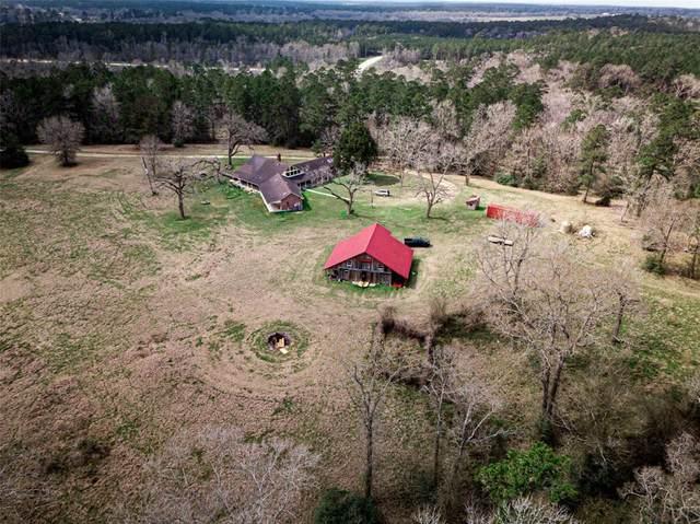 132 A Sandy Creek Farm Road, New Waverly, TX 77358 (MLS #23794120) :: The Property Guys