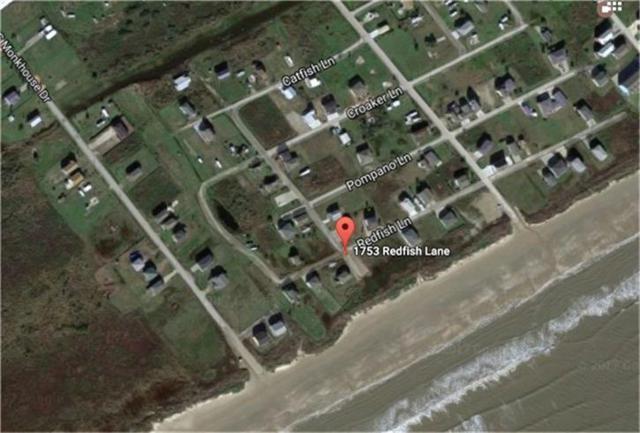 1753 Redfish Lane, Crystal Beach, TX 77650 (MLS #23800135) :: Texas Home Shop Realty