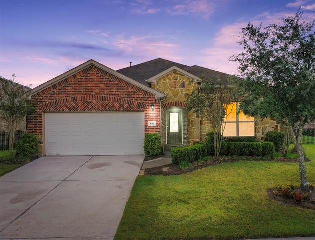 523 Mistflower Drive, Richmond, TX 77469 (MLS #23804205) :: Christy Buck Team