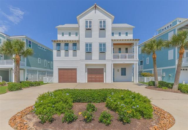 4206 S Sunset Bay Drive, Galveston, TX 77554 (MLS #23808417) :: The SOLD by George Team