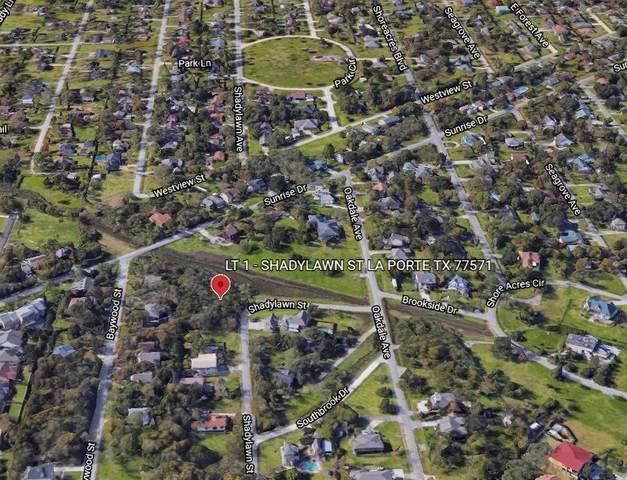 00 Shadylawn Street, Shoreacres, TX 77571 (MLS #23813132) :: The Freund Group