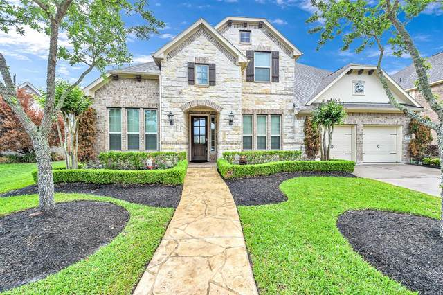 3320 Orchard Mill Lane, Pearland, TX 77584 (MLS #23813405) :: The Freund Group