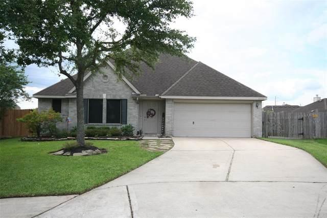 2129 Piney Wood Drive, Deer Park, TX 77536 (MLS #23818564) :: The SOLD by George Team