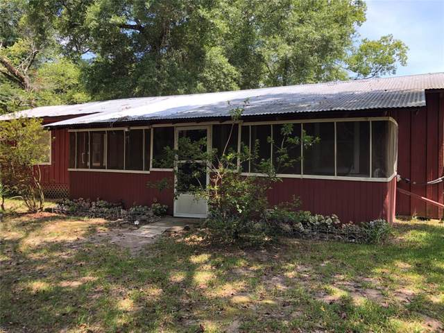 365 Coushatta Trail, Livingston, TX 77351 (MLS #2383501) :: The Parodi Team at Realty Associates