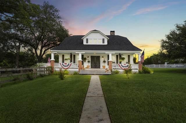 631 W Sander Street, Bellville, TX 77418 (MLS #23835992) :: The SOLD by George Team