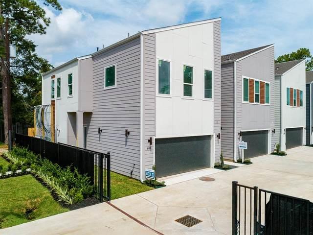 594 Janisch Road, Houston, TX 77018 (MLS #23844815) :: Ellison Real Estate Team