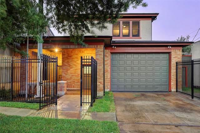 910 Hardy Street, Houston, TX 77020 (MLS #23845507) :: The Bly Team