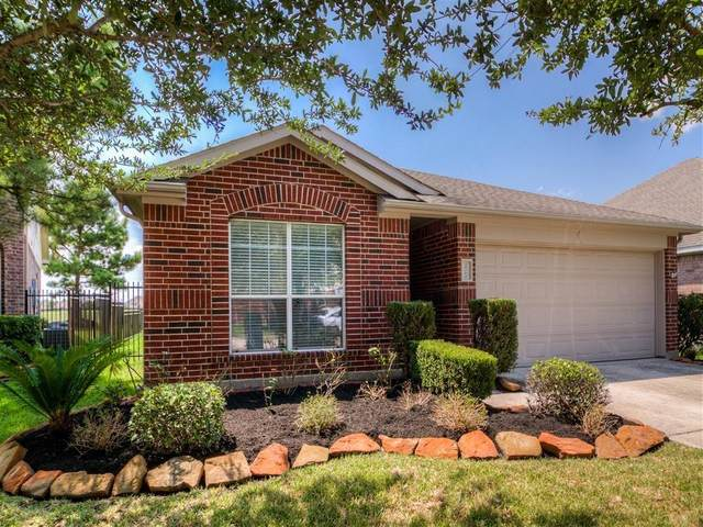 16707 Hibiscus Point Drive, Houston, TX 77095 (MLS #23845634) :: The Home Branch