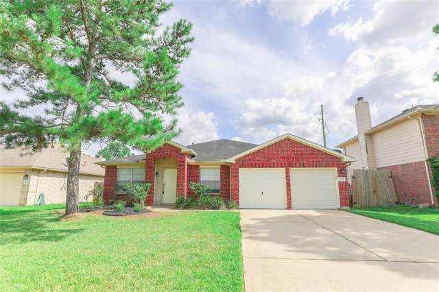 17431 Coventry Oaks Drive, Houston, TX 77084 (MLS #23854494) :: The Heyl Group at Keller Williams