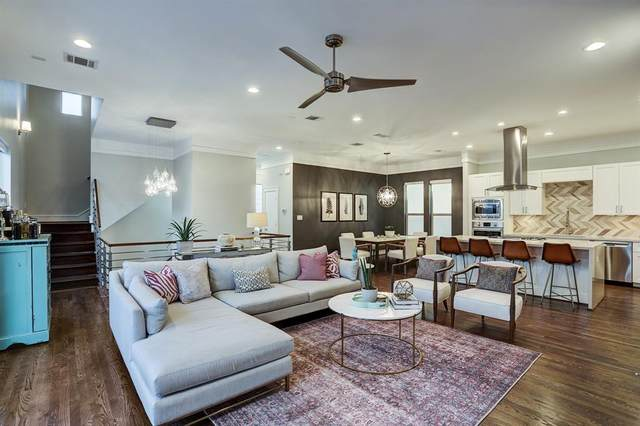 803 Willard Street, Houston, TX 77006 (MLS #23855514) :: The Sansone Group