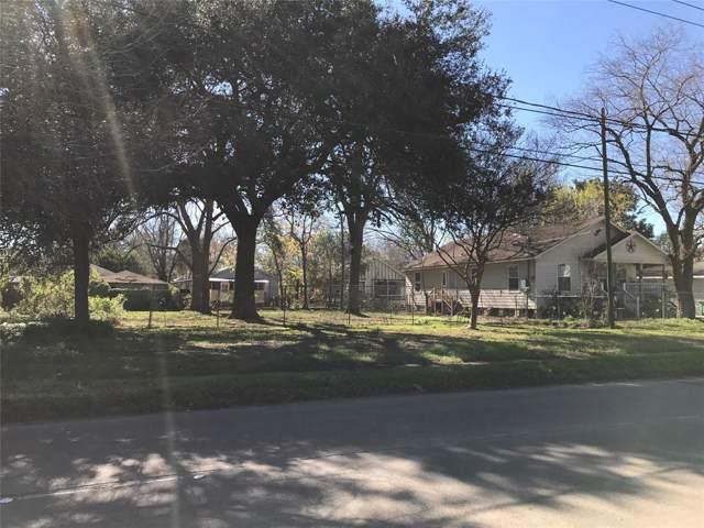 4314 Collingsworth Street, Houston, TX 77026 (MLS #23856733) :: The Heyl Group at Keller Williams