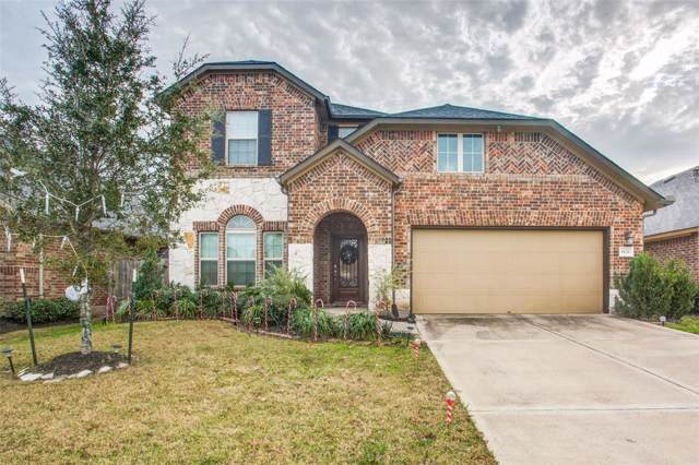 8126 Summer Lake Pass Lane, Rosenberg, TX 77469 (MLS #23857116) :: Bay Area Elite Properties