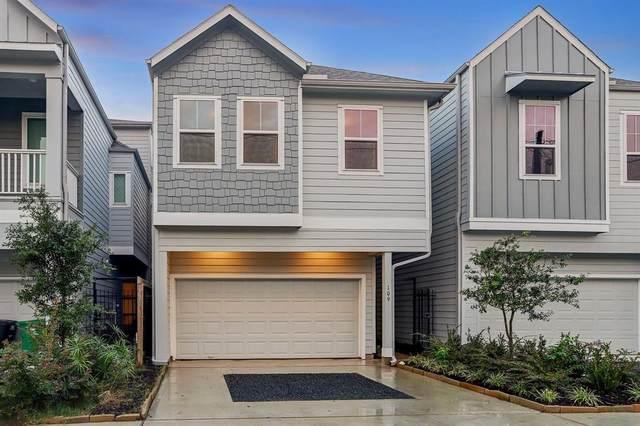 109 Reinerman, Houston, TX 77007 (MLS #23857443) :: Green Residential